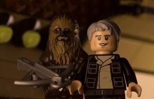 Lego Star Wars Episode VII Le reveil de la force