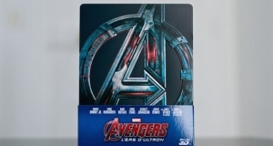 Blu-Ray Steelbook Avengers 2 Age of Ultron
