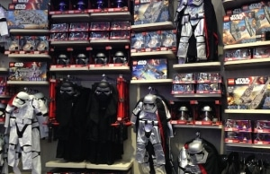 Evenement Force Friday Disney Store