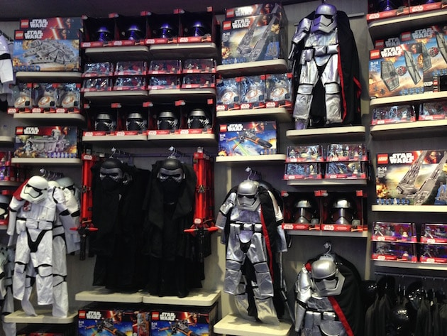Evenement Force Friday Disney Store