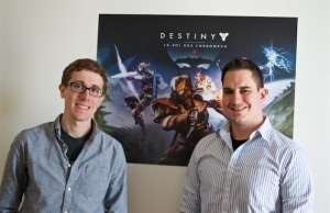 Interview Ryan Paradis Bungie Destiny