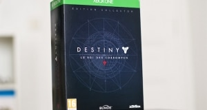Unboxing Destiny Le Roi des Corrompus Collector