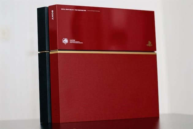 Unboxing PS4 Collector Metal Gear Solid V Photos