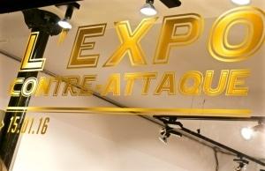 Expo Contre Attaque Star Wars Sakura Vernissage