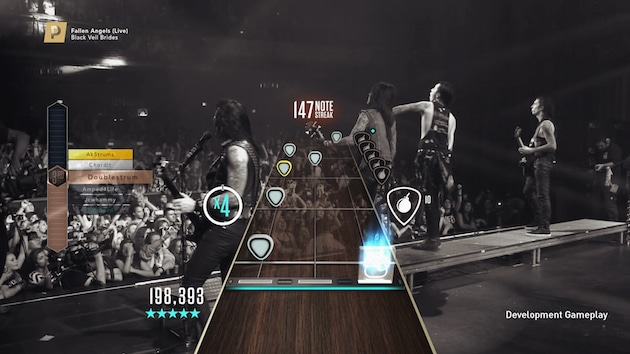 Preview Guitar Hero Live