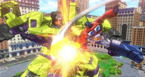 Test Transformers Devastation Xbox One