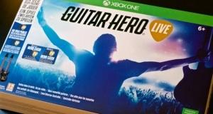 Unboxing Guitar Hero Live