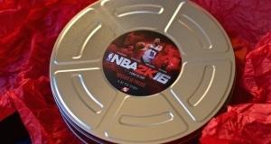 Unboxing Press Kit NBA 2K16