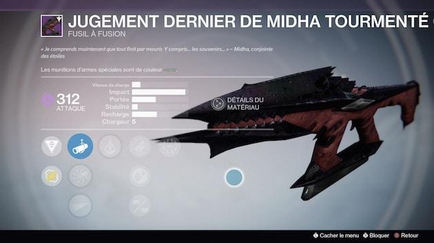 Destiny Succes 1250G Raid Oryx Hard