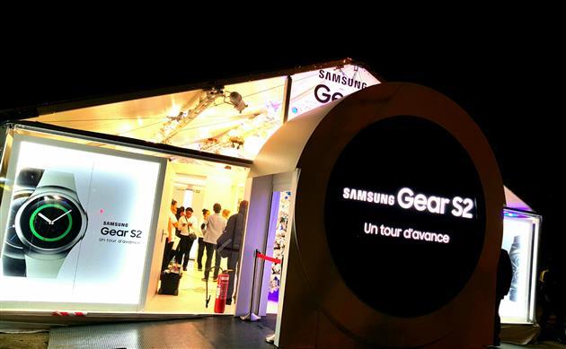 Soiree Samsung Galaxy Studio