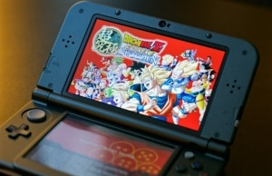 Test 3DS Dragon Ball Z Extreme Butoden
