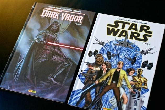 Cadeaux Noel Comics Star Wars