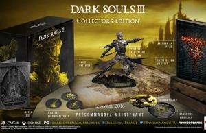 Precommande Dark Souls 3 Collector