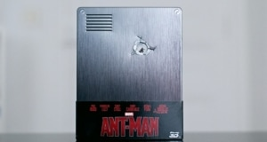 Steelbook Blu ray Ant-Man