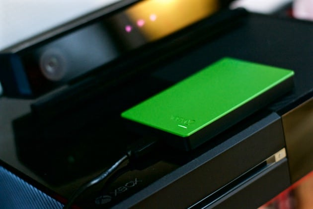 Test Disque Dur Externe Xbox One Seagate 2 TO