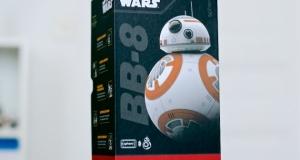 Unboxing Avis BB-8 Sphero Droid Star Wars
