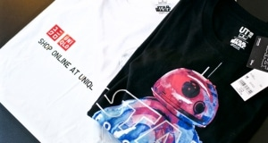 Uniqlo Star Wars Reveil de la force