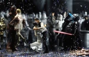 Bonne annee 2016 Star Wars