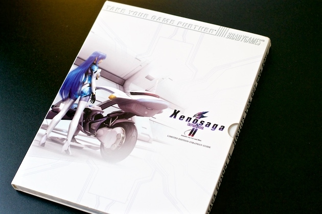 Collection Guide Xenogears Xenosaga collector