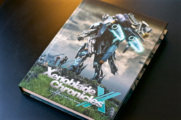 Collection Guide Xenoblade chronicles x collector