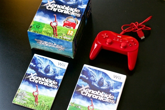 Collection Xenoblade Chronicles Collector