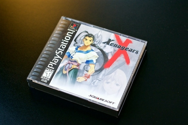 Collection Xenogears