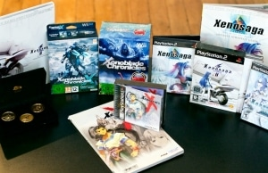 Collection Xenogears Xenosaga Xenoblade