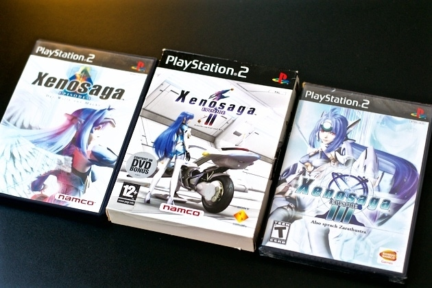 Collection Xenosaga Collector