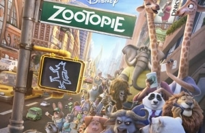 Zootopie Cinema Disney