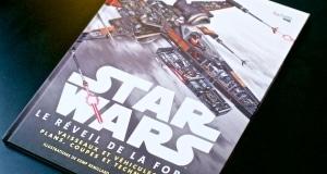 Livre Star Wars Le Reveil de la Force Véhicules Technologies