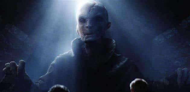 Episode VII Theorie Snoke Dark Plagueis Dark Vador