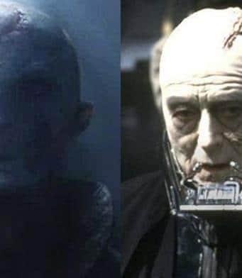 Theorie Snoke Dark Plagueis Dark Vador