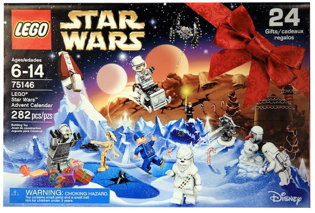 Advent Calendar 2016 Lego Star Wars