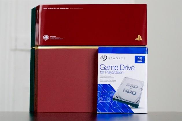 Disque Dur PS4 SSHD 1To Seagate