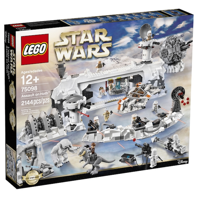 les nouveaux lego star wars 2016 calendrier de l 39 avent inside goldengeek. Black Bedroom Furniture Sets. Home Design Ideas