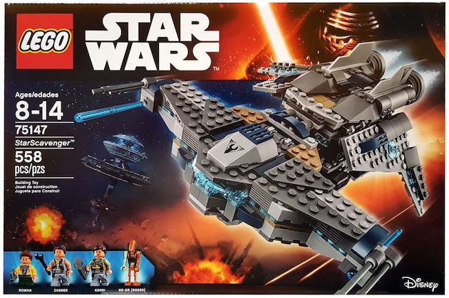 Lego Star Wars 2016 sets