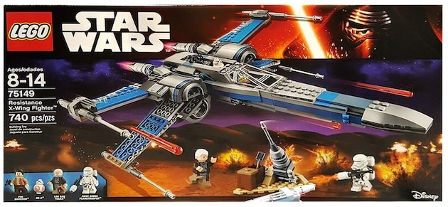 Lego Star Wars X-Wing 2016 sets