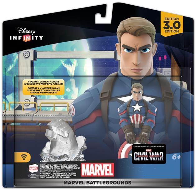 Disney Infinity Marvel Battlegrounds Pack AventureDisney Infinity Marvel Battlegrounds Pack Aventure