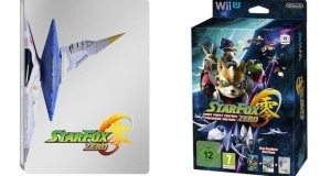 Precommande Star Fox Zero Edition Premiere Collector