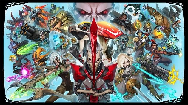 Preview Battleborn avis PS4 2K
