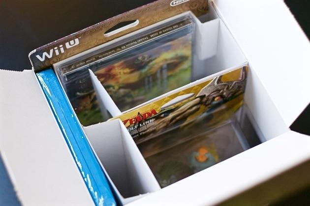 Unboxing Zelda Twilight Princess Collector Wii U