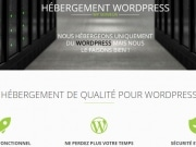 Changement hebergeur wordpress WPServeur