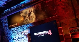 Soiree lancement Uncharted 4