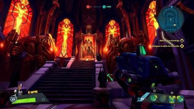 Test Battleborn sur PS4-2