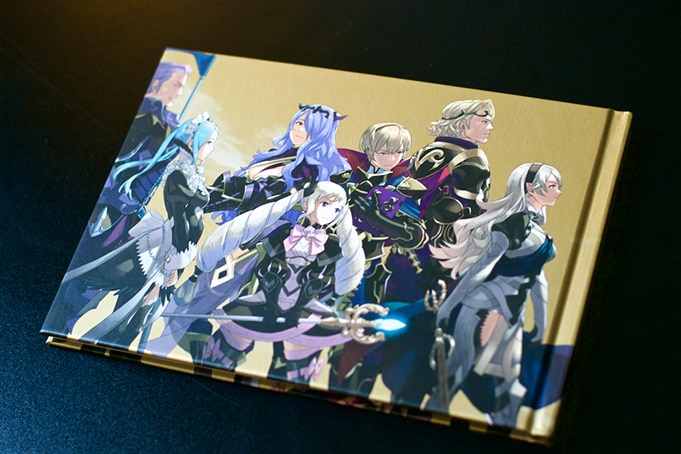 Unboxing Fire Emblem Fates Collector