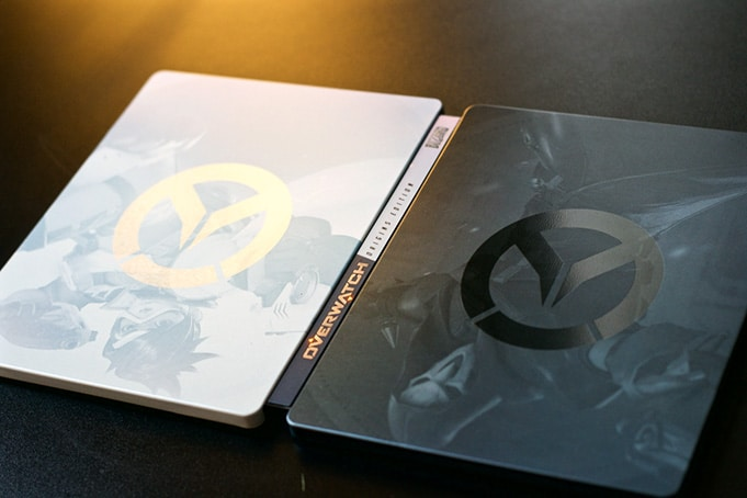 Unboxing Overwatch Edition Collector-18