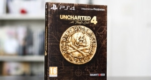 Unboxing-Uncharted 4 Edition Speciale