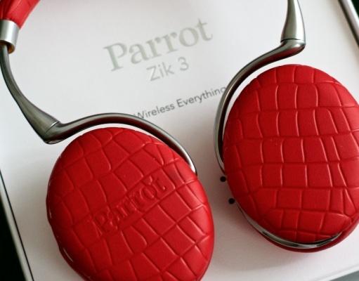 Avis Test Parrot Zik 3