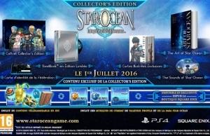 Precommande Star Ocean 5 Edition Collector
