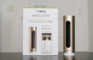 Avis Camera Netatmo surveillance maison reconnaissance faciale